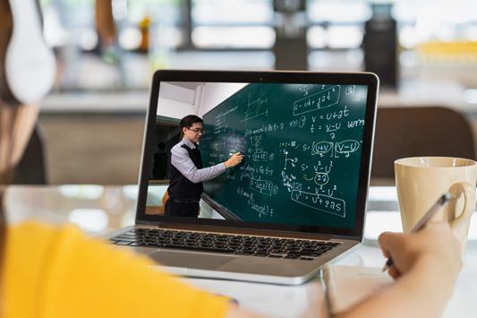 コロナ禍で増加したオンライン授業
